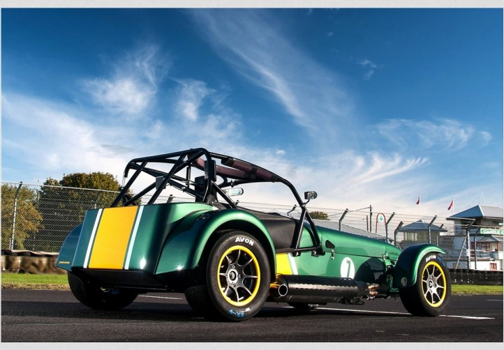 2013 Caterham R600 Superlight Cars Sketches