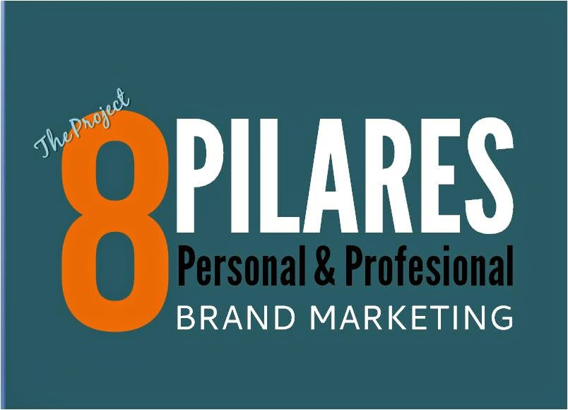 8 pilares del personal & profesional brand marketing