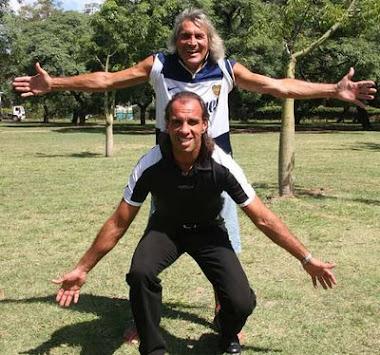 Gatti y Navarro Montoya