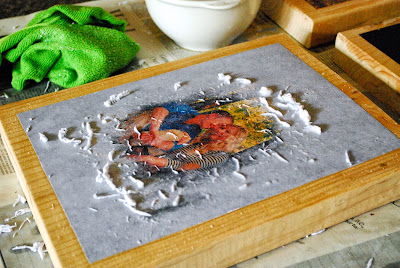 Photo transfer to wood tutorial step by step easy for Transfer picture to wood inkjet