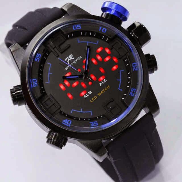 Fortuner 2033 Rubber Original biru