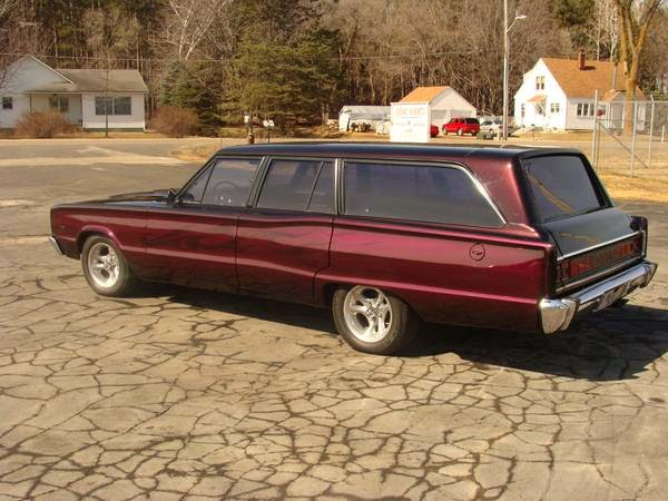 2015 Dodge Barracuda >> 1966 Dodge Coronet Wagon - Buy American Muscle Car