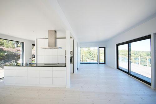 moderna hus inredning