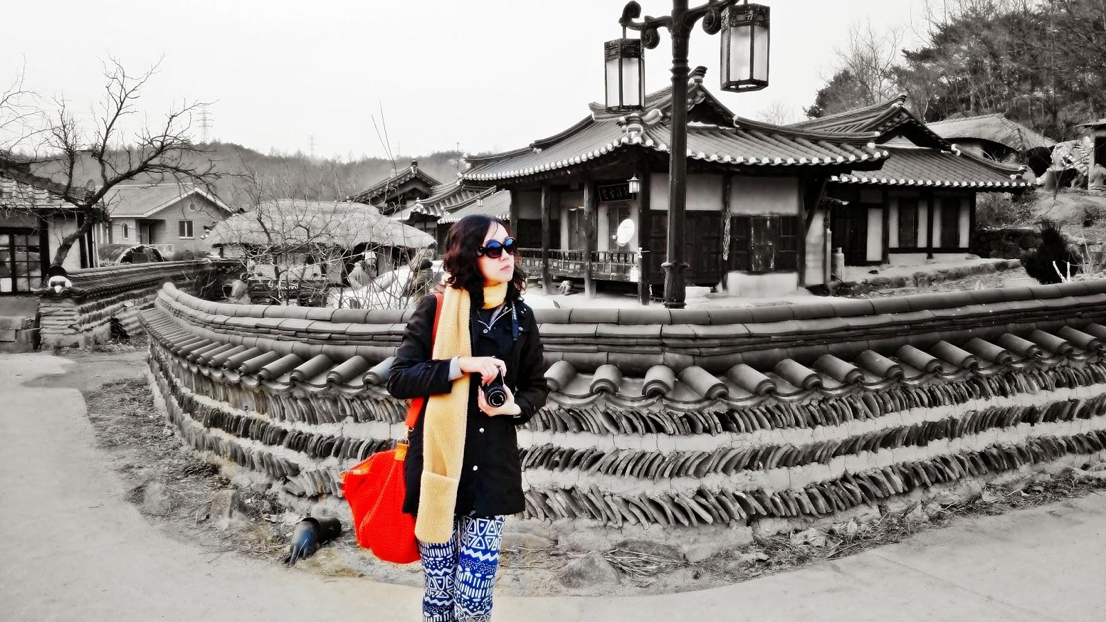 Yeongju Museom Hanok Village 영주 무섬마을 | meheartseoul.blogspot.com