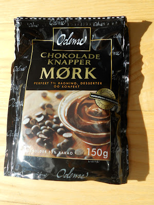 chokladknappar