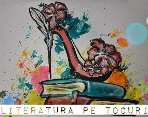 Susțin Literatura pe Tocuri
