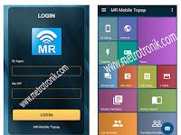 Mobile Topup Metro Tronik