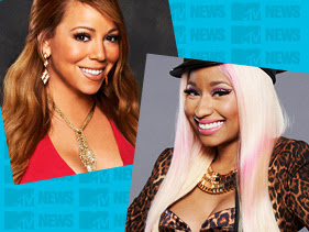 Nicki and Mariah