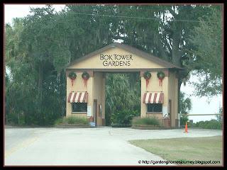 Bok Tower Gardens Entrance