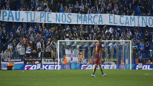 Joan Collet pide disculpas por las pancartas contra el Barça
