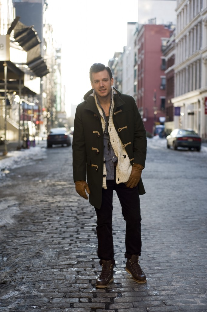 Coats for nyc winter