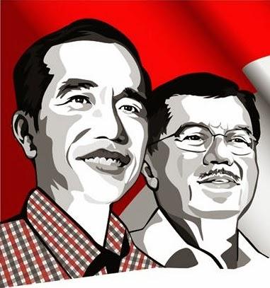 Capres-Cawapres Jokowi-JK