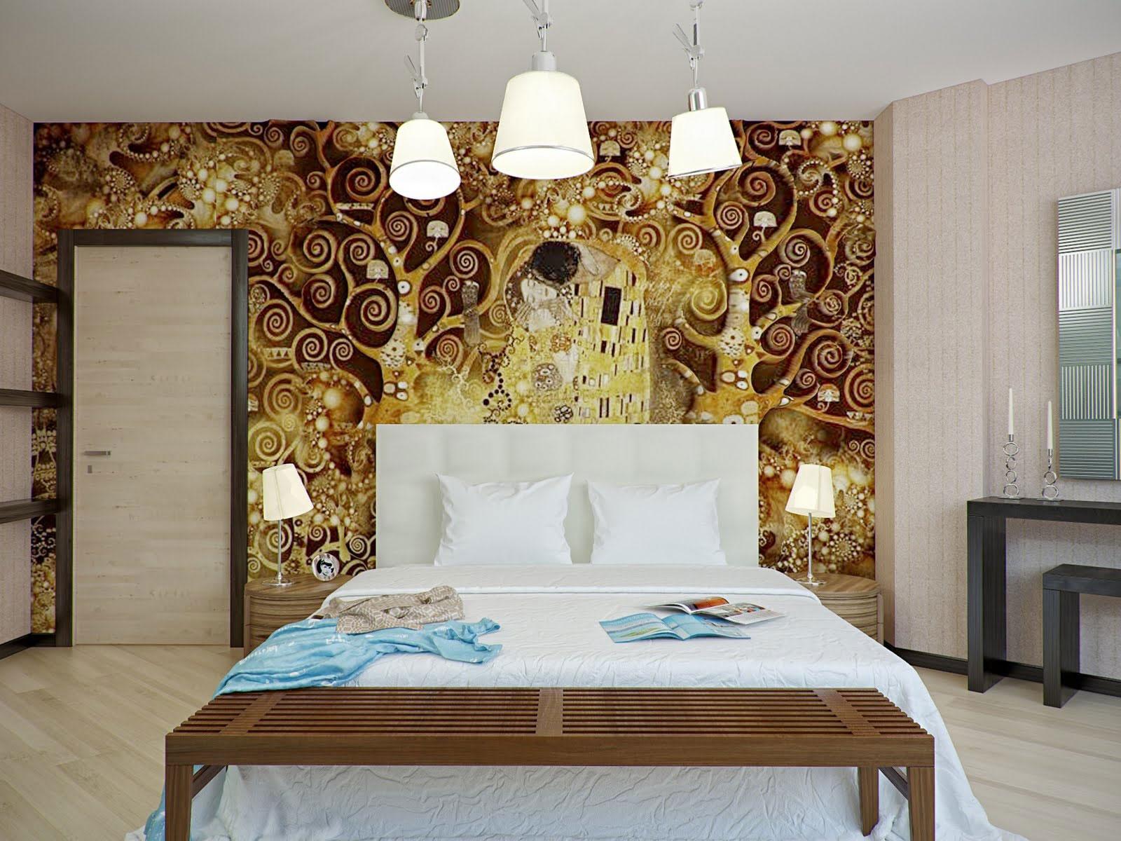papierpeint9 papier peint moderne chambre