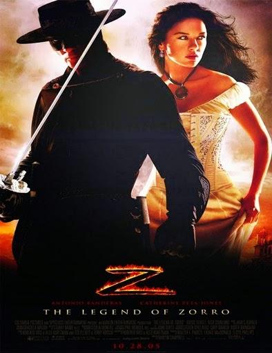Ver La leyenda del Zorro (2005) Online