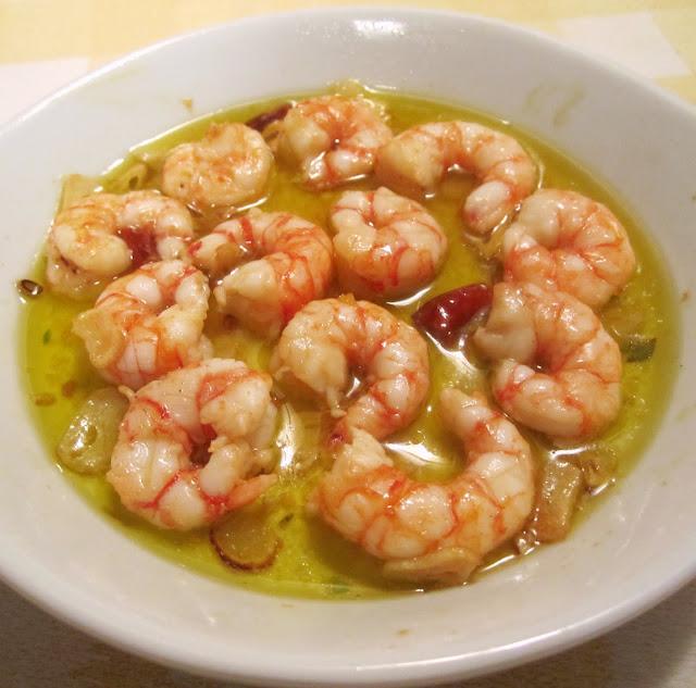 Gambas Al Ajillo Shrimp W Garlic Catalonia Recipe