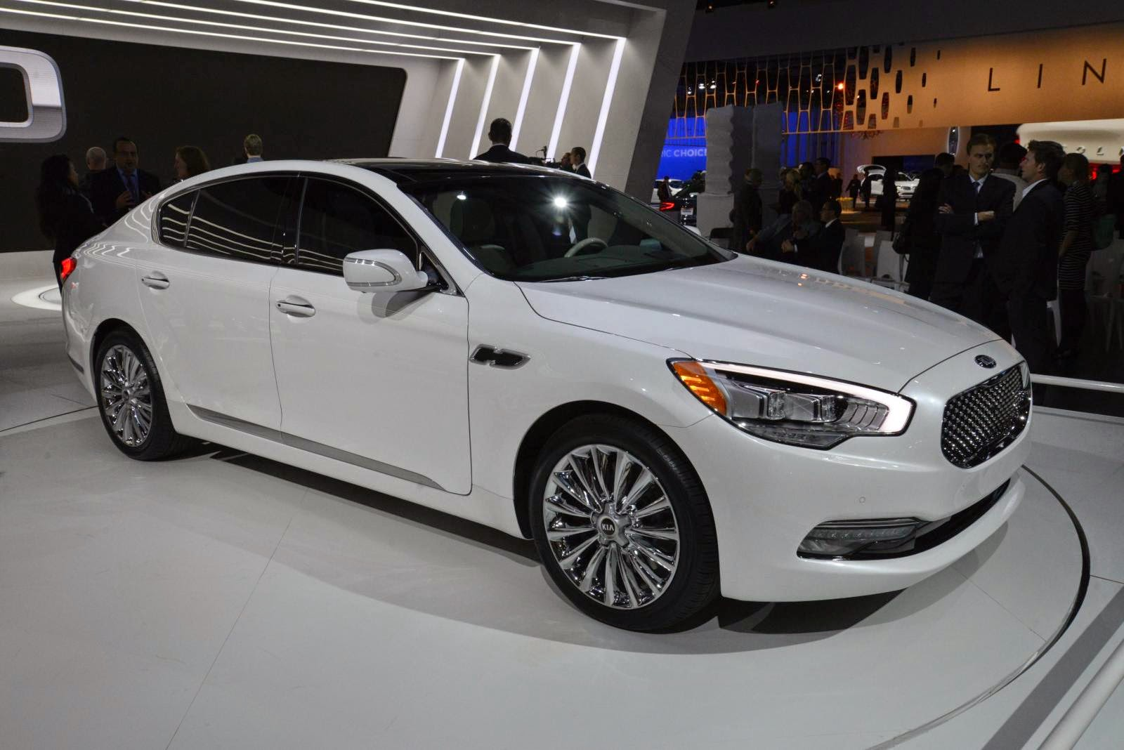 2015 kia cadenza review and price. Black Bedroom Furniture Sets. Home Design Ideas