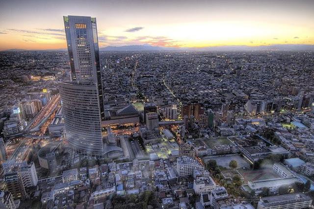 Tokio jap n ciudades y capitales for Pisos asiaticas barcelona