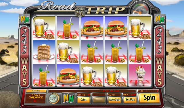 Road Trip Max Ways Video Slot Game