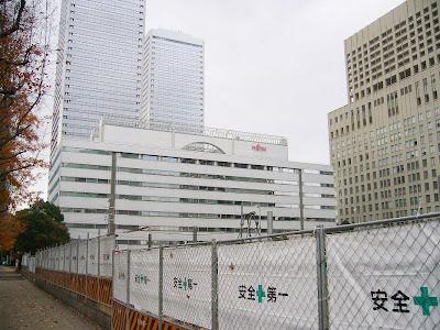OBP(大阪ビジネスパーク)ウォーキング FUJITSU