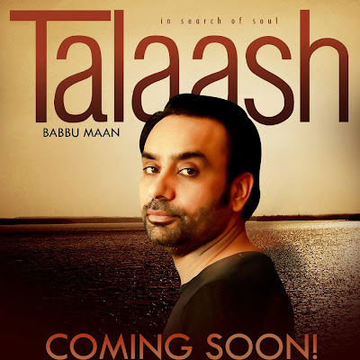 Talaash - In Search of Soul - Babbu Maan