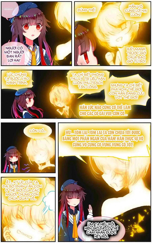 Thiên Hành Thiết Sự chap 72 – End Trang 12 - Mangak.info