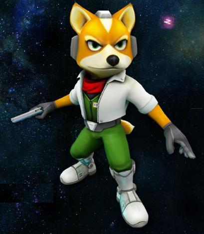 Star Fox 64 3D Nintendo+Star+Fox+Fox+McCloud