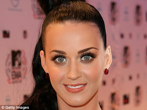 Katy Perry Vampire on Katy Perry Without Makeup