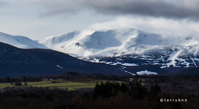 Braeriach, Cairngorms National Park