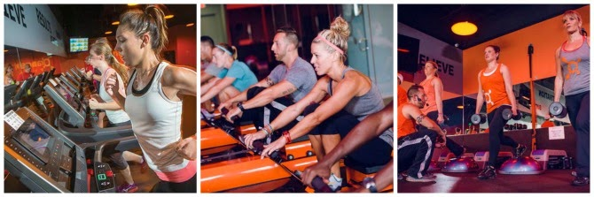 The Holland House: OrangeTheory Fitness
