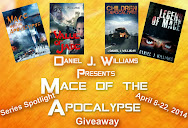 Mace of the Apocalypse Series Spotlight & Giveaway