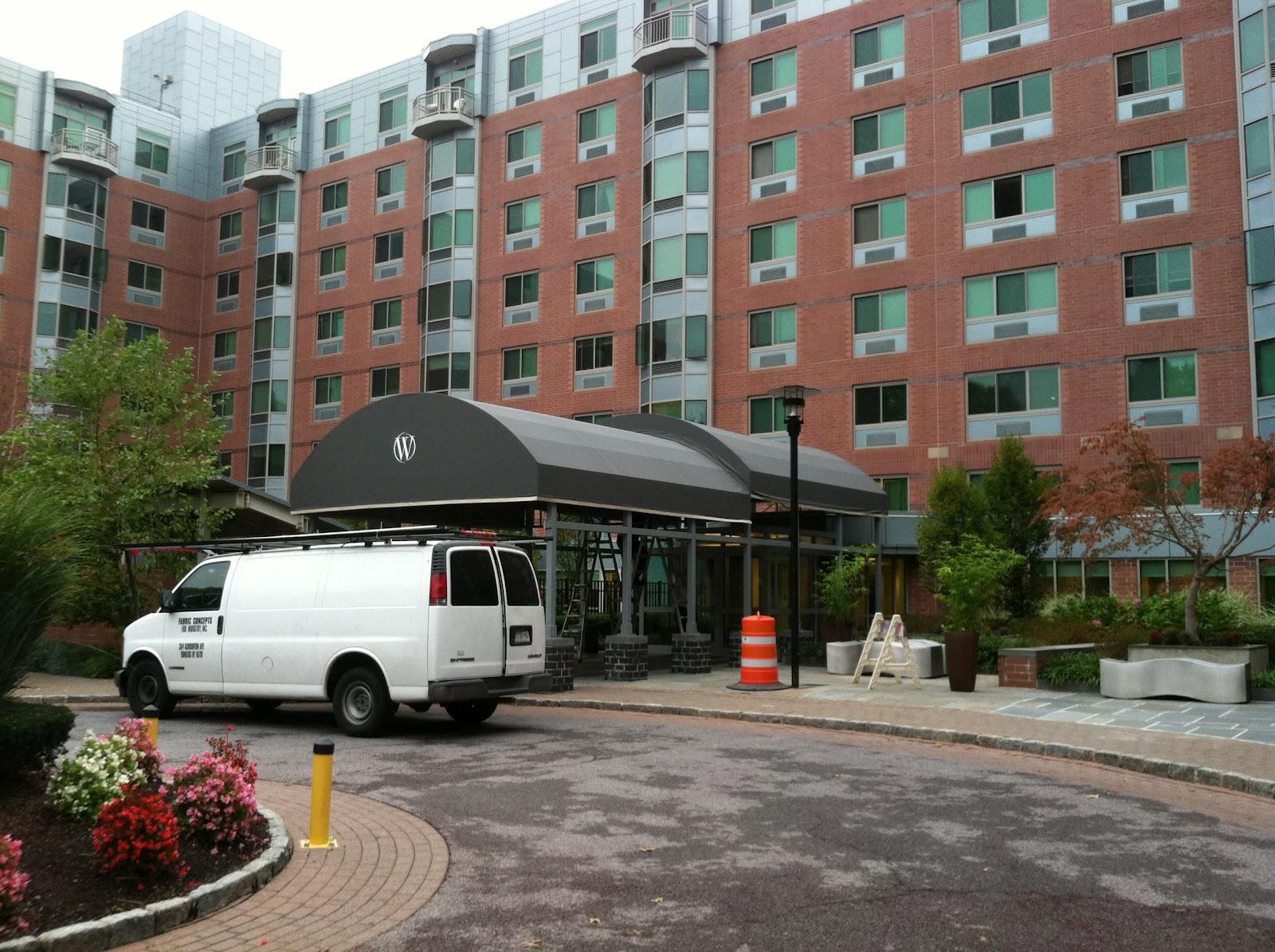 White Plains Apartment Complex