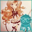 I made TOP 3 at:
