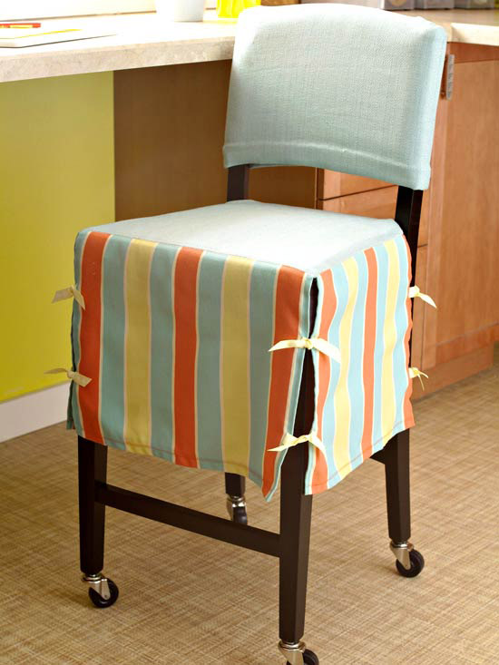 barstool style bright basement work space decorating
