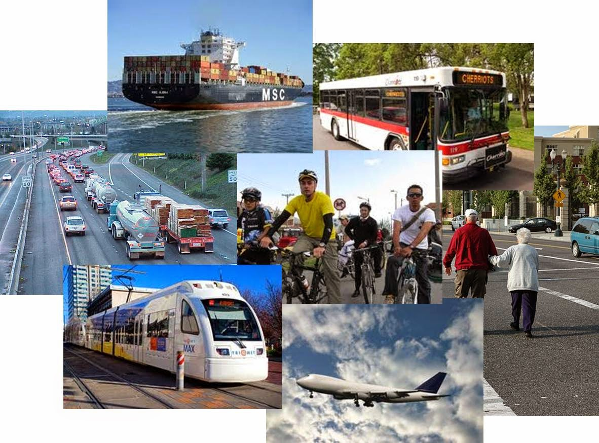 developments in transportation Evaluating transportation economic development impacts victoria transport policy institute 2 executive summary economic development refers to progress toward a community's economic goals such as increased employment, income, productivity, property values, and tax revenues.