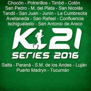 k21 corridas 2014/2015/2016