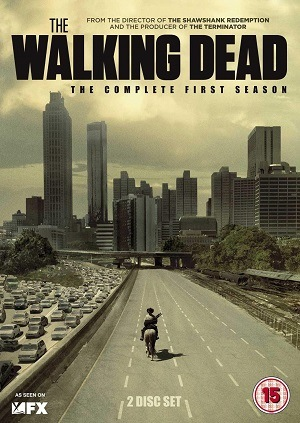 Torrent Série The Walking Dead - 1ª Temporada 2010 Dublada 1080p 720p Bluray HD completo