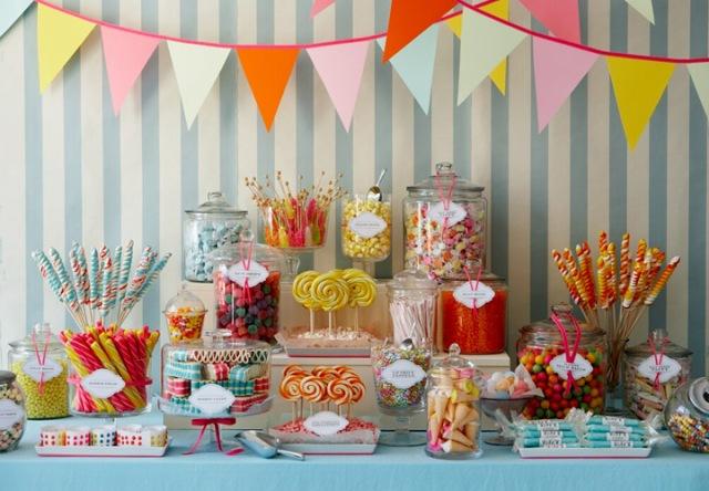 dessert and candy buffets ideas allan house rh allanhouse com candy bar buffet ideas for baby shower Fall Candy Bar Ideas