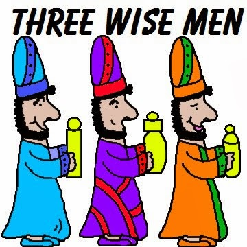 Three Wise Men Lesson Plan