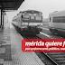 IU-Mérida lleva al Congreso la electrificación de la línea ferroviaria Madrid-Lisboa.