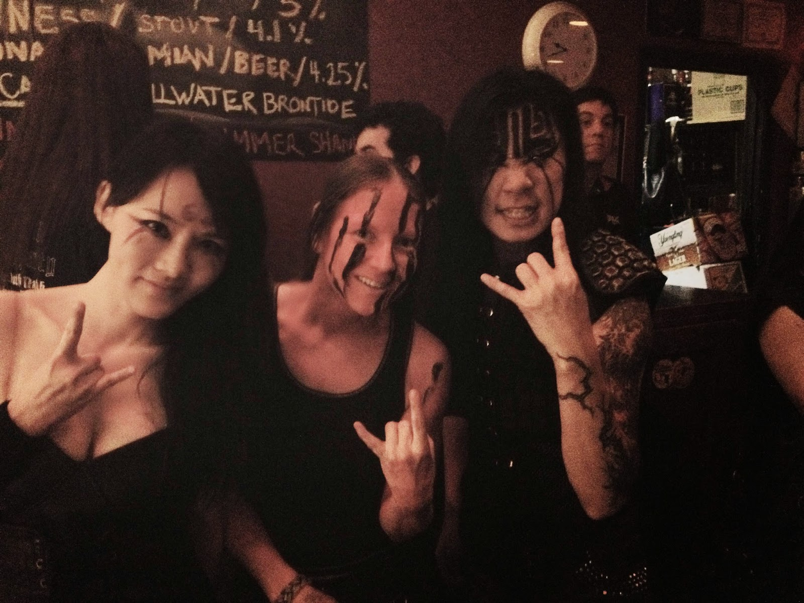 ChthoniC's Freddy and Doris