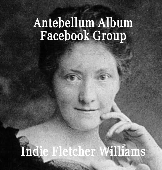 ANTEBELLUM ALBUM FACEBOOK GROUP