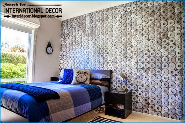teen boys room decor,cool boys room,modern wallpaper