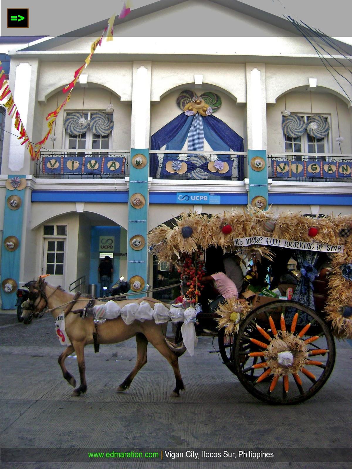 Vigan Calesa Parade