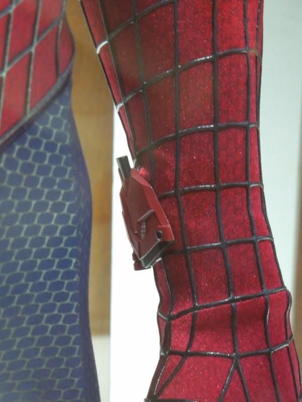 Amazing Spider-man 2 movie webshooter