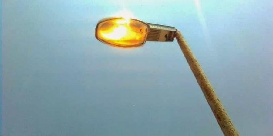 صورة أرشيفية - 10% بلاغات الأعمدة الإنارة المضاءة نهارا ًمن الإسكندرية
