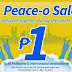Cebu Pacific's Peace-O-Sale