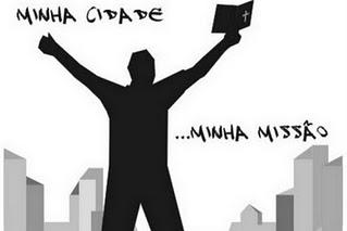 MISSÕES ESTA NO CORAÇÃO DE DEUS
