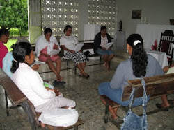 Grupo en Isla Venado