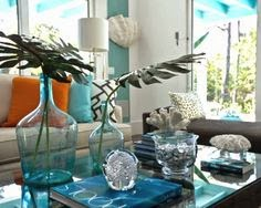 Adding color to decor southern hospitality - Cad Interiors Affordable Stylish Interiors