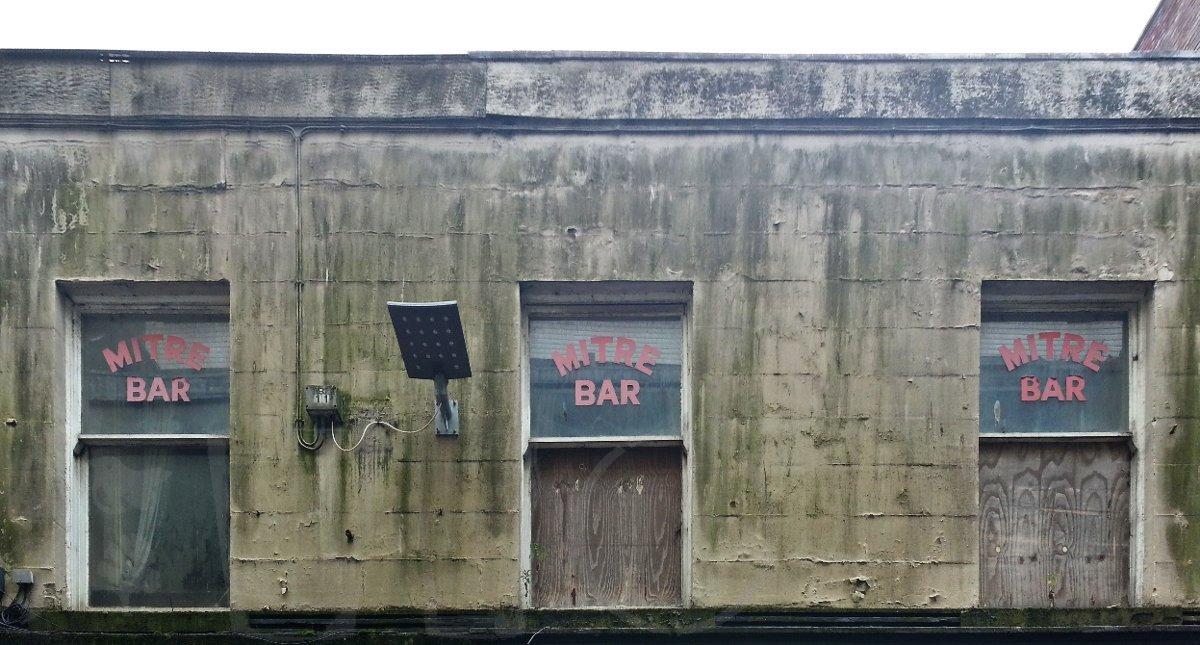 Mitre Bar, Glasgow
